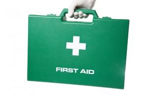 first aid training tickety boo