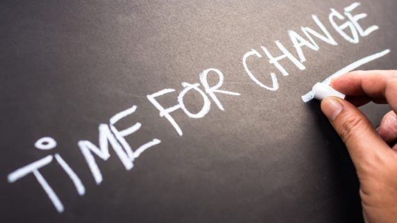 Ch-ch-ch-ch-changes and how to manage them